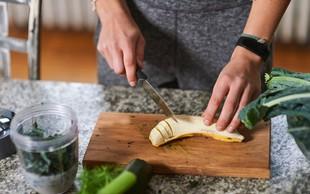 """Ste že slišali za """"Raw till 4 diet""""? Takšen je jedilnik veganke Leanne Ratcliffe znane kot """"Bananagirl"""""""