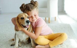 Zakaj domači ljubljenčki pozitivno vplivajo na otroke? Našli smo 8 razlogov za! (Fotogalerija)
