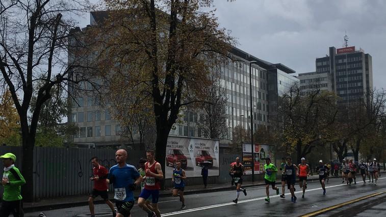 Prijave za maraton na ljubljanskih ulicah odprte 1. oktobra (Gre za sistem prideš, odtečeš in greš!) (foto: LTD)