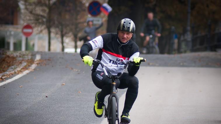 Poleg dvojne zmage na Dirki po Franciji dva dni kasneje še nov kolesarski rekord v Ljubljani (foto: Promocijsko gradivo (slowatch))