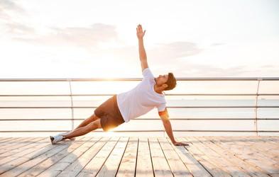 Kako joga lahko pomaga tekaču?