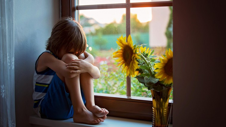 Ste odraščali v družini, kjer so bila vaša čustva potisnjena na stran? (foto: profimedia)