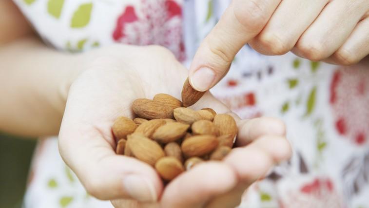 10 dobrih razlogov, zakaj bi si morali večkrat privoščiti mandlje (foto: Profimedia)
