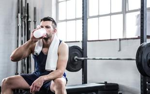 Proteini po treningu: da ali ne? (piše: Mario Sambolec)