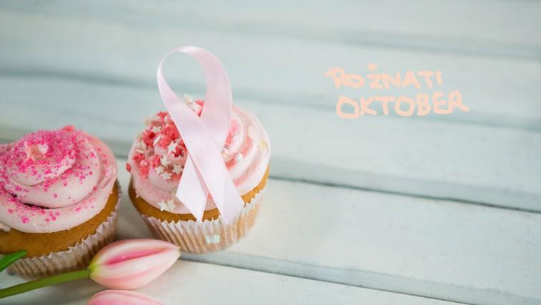 Dotik pove največ! Pomembno je redno samopregledovanje dojk in zgodnje odkrivanje raka dojke (foto: profimedia)
