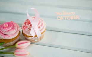 Dotik pove največ! Pomembno je redno samopregledovanje dojk in zgodnje odkrivanje raka dojke
