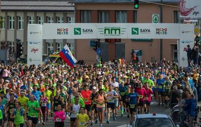 Novomeški 1/2 maraton za naslove prvakov