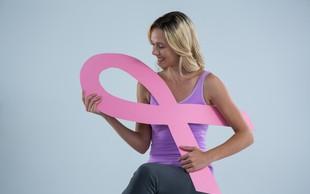 Zgodnje odkrivanje raka dojk! Kako si pravilno pregledate dojke? (VIDEO)