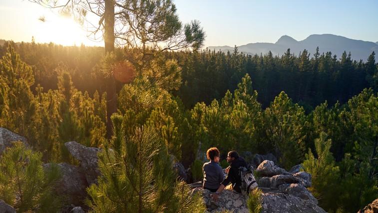 Izkoristite vse prednosti narave, ko telovadite zunaj (foto: profimedia)