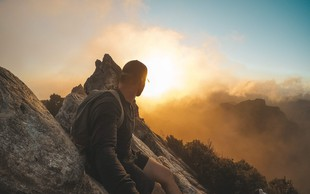 Gora ni rekreacija, ampak hrana za dušo