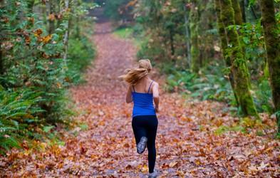 Na tek v naravo - ja, tudi jeseni in pozimi!