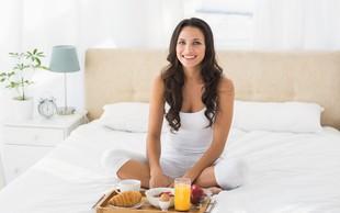 3 IDEJE za zdrav (in hitro pripravljen) zajtrk, ki vas bo zares nasitil