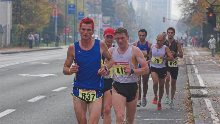 Ljubljanski maraton dokončno odpovedan zaradi novega koronavirusa (foto: profimedia)