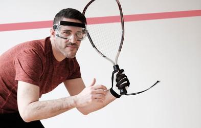 Intriganten primer okužb petih igralcev squasha v Mariboru