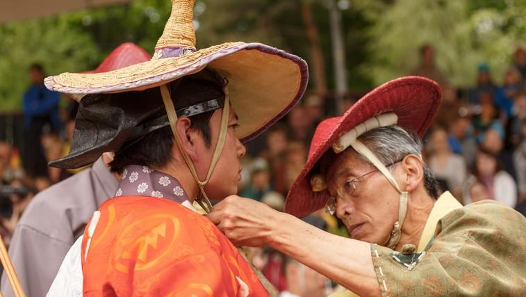 Modrost starega samuraja: Kako se odzvati na jezo, žalitve in zavist (foto: Profimedia)