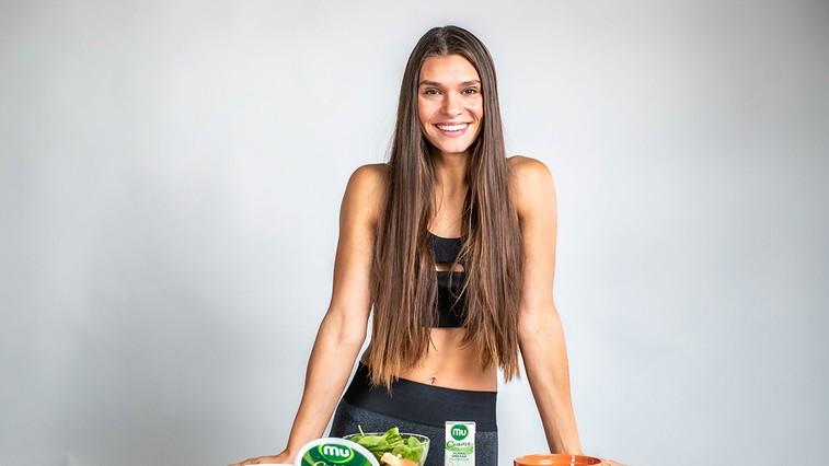 Ta mlečni izdelek bi morali v svojo prehrano vključiti vsi športniki (+ recept Nives Orešnik) (foto: Promocijsko gradivo)