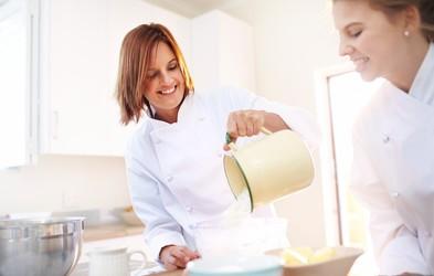 To so skrivnosti pristnih kuharjev za ustvarjanje z mlečnimi izdelki Mu Cuisine