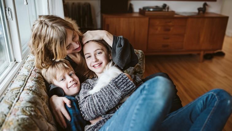 5 vprašanj, ki jih zastavite otroku, če želite, da je mentalno močen (foto: profimedia)