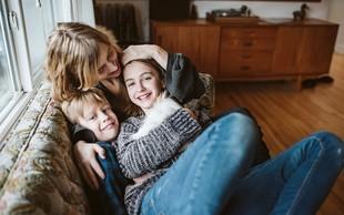 5 vprašanj, ki jih zastavite otroku, če želite, da je mentalno močen