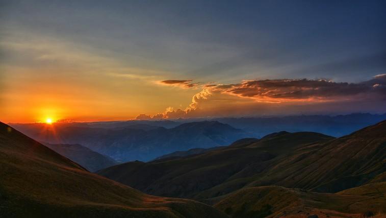 5 razlogov, zakaj opazovati sončni zahod (foto: pixabay)