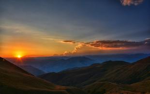 5 razlogov, zakaj opazovati sončni zahod