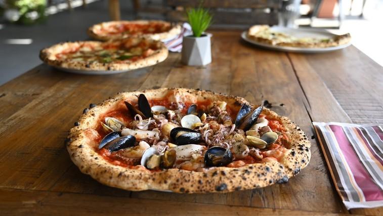 Kje dobite pravo italijansko pizzo? (foto: Promocijsko gradivo (Rosso Verde))