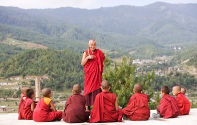 7 budističnih naukov za srečno življenje