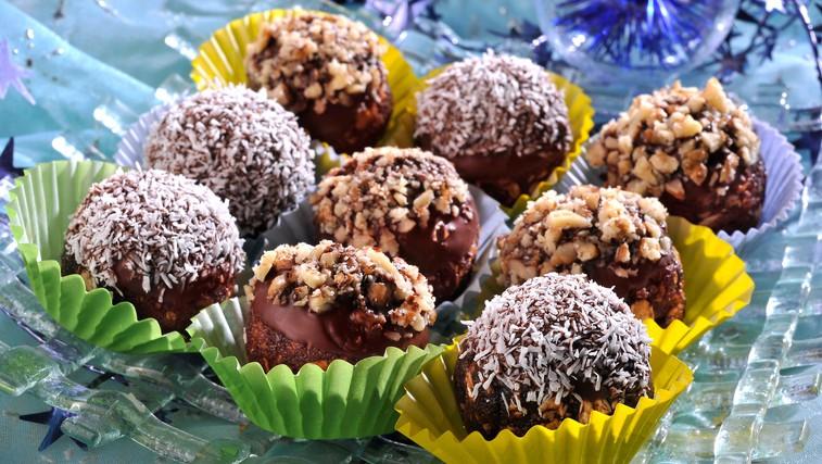 Recept za božanske čokoladne kroglice (pripravljene v 10 minutah!) (foto: Profimedia)