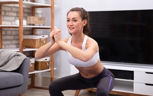 Hitri trening za celo telo v 9 minutah