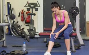 Kako najhitreje do zdravnika, če se poškodujete med rekreacijo ali športom