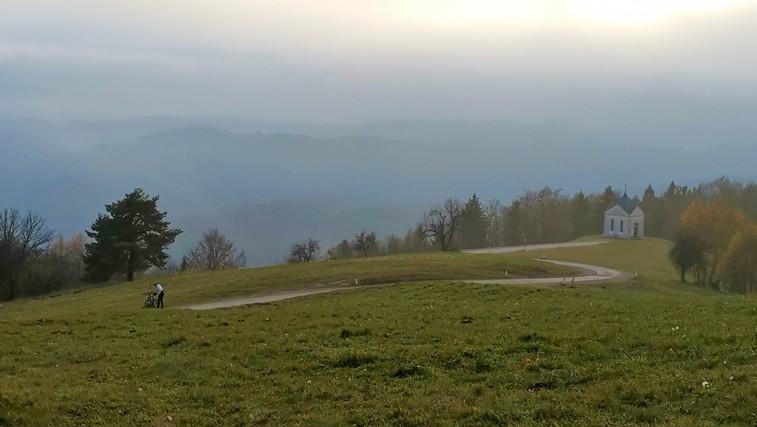Ne pozabite na svež zrak in gibanje! Pojdite na Janče ali po domače - ljubljanski Triglav (foto: DDD)