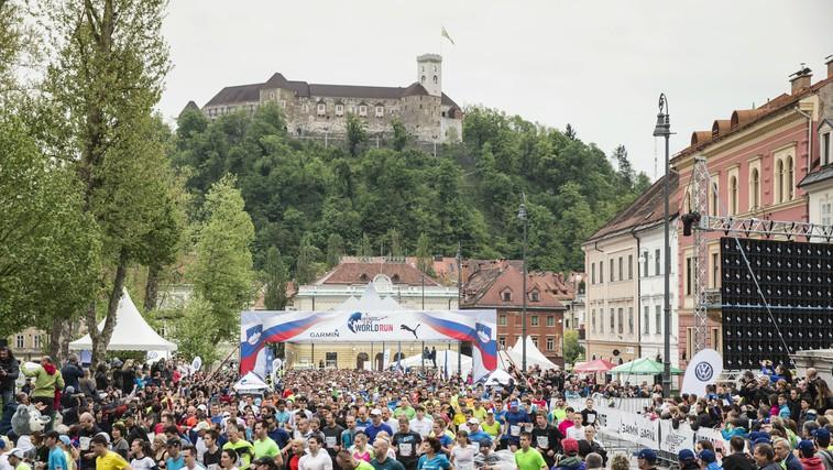 Dobra novica za oboževalce teka: Wings for Life World Run je potrjen! (foto: Samo Vidic)