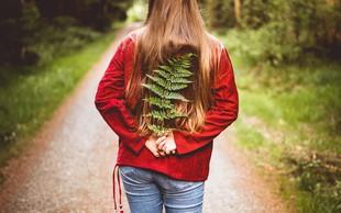 Odpravite se v naravo na posebno meditacijo!