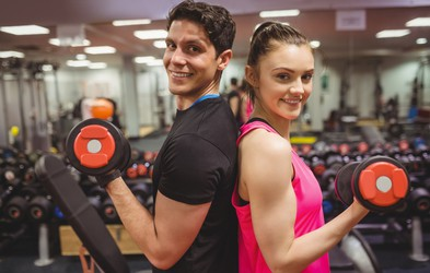 Če pri vadbi uporabljate uteži, se vam obetajo takšni rezultati (prepričamo tudi ženske)