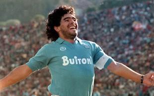 Umrl je bog nogometa in navijačev - Diego Armando Maradona