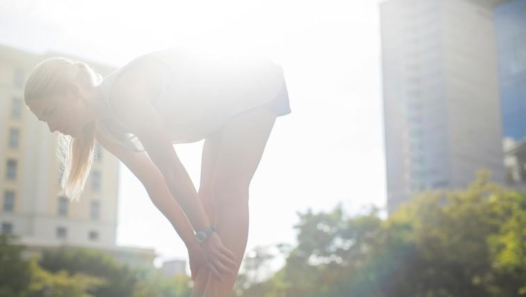 Vaje za hrbet – za tekače in vse, ki veliko sedite (foto: Profimedia)