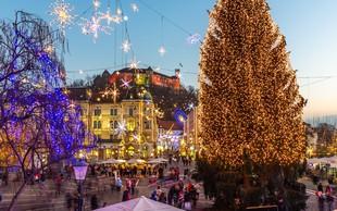 Praznični december v Ljubljani letos nekoliko drugačen