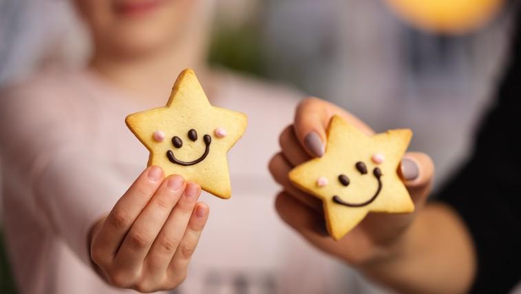 Nasmeškotki pomagajo dijakom Botrstva (foto: Promocijsko gradivo HOFER Nasmeškotek)