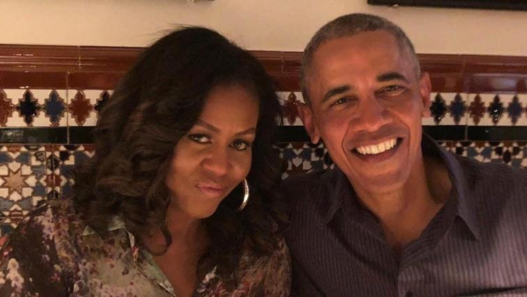 Recept za sladico, s katero je Michelle Obama osvojila Baracka (foto: Profimedia)