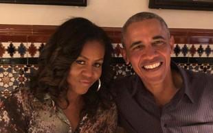Recept za sladico, s katero je Michelle Obama osvojila Baracka