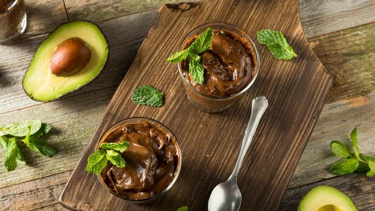 Recept za čokoladni mousse iz avokada, s katerim lahko ukanite tudi največje sladkosnede (foto: profimedia)