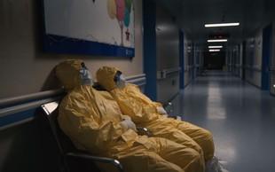 Prvi film o koronavirusu: Dokumentarec '76 dni' prikazuje resnične dogodke iz bolnišnic v Wuhanu (VIDEO)