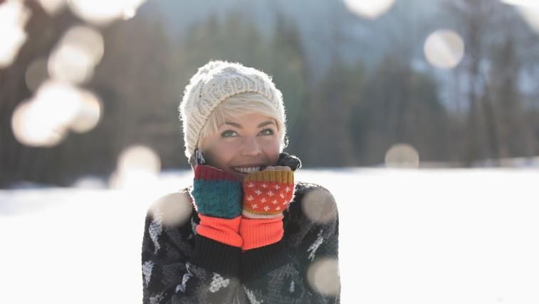 8 razlogov, zakaj sneg vedno s seboj prinese srečo in dobro razpoloženje (foto: profimedia)