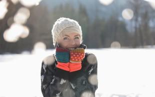 8 razlogov, zakaj sneg vedno s seboj prinese srečo in dobro razpoloženje
