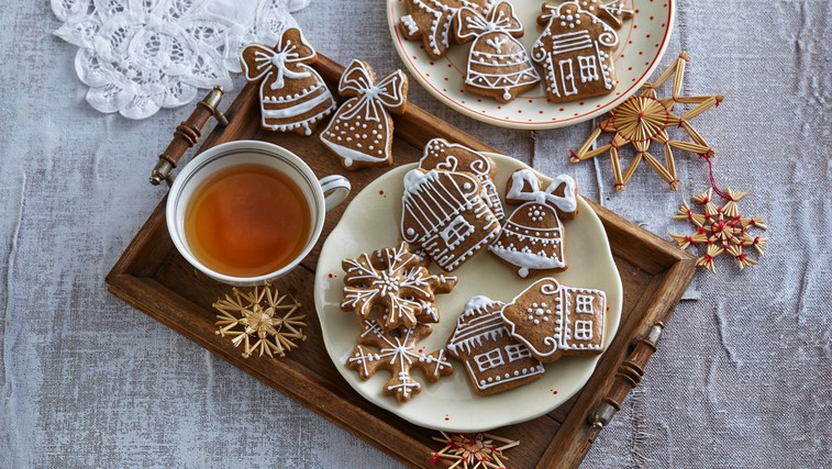 Miklavževi piškoti, ki jih imajo radi vsi otroci (in tudi Božiček) (foto: profimedia)