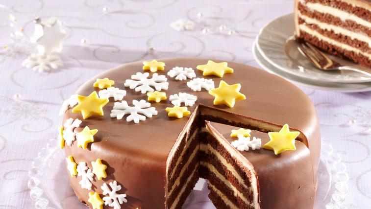 2 odlični božični torti! (ostal ne bo niti kos) (foto: profimedia)