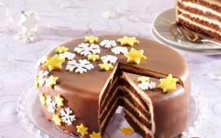 2 odlični božični torti! (ostal ne bo niti kos)