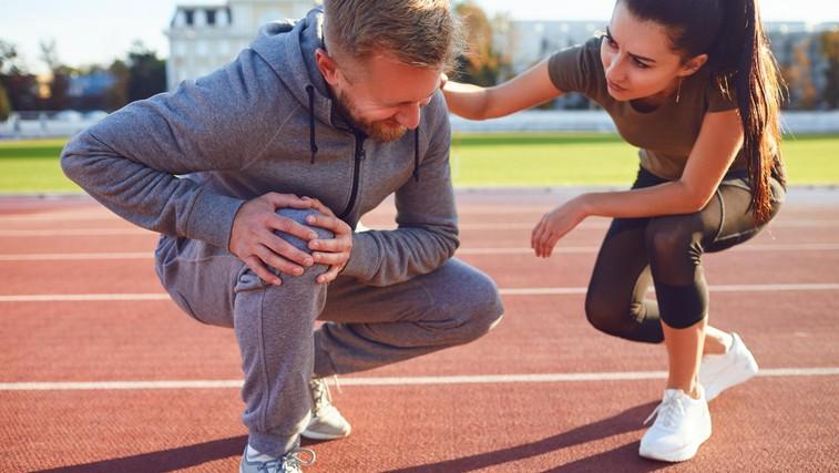 Kadar boli koleno, moramo pogledati tudi TA del našega telesa! (foto: Profimedia)