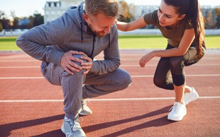 Kadar boli koleno, moramo pogledati tudi TA del našega telesa!