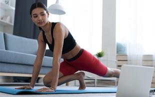 Okrepimo celo telo: 1 vaja – 8 načinov izvajanja (VIDEO)